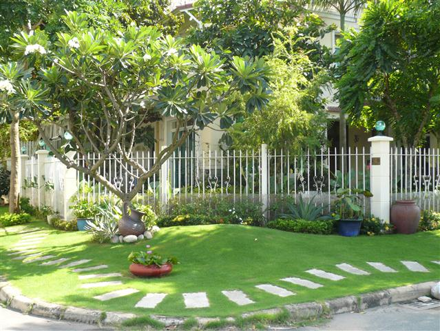 Vườn  cỏ
