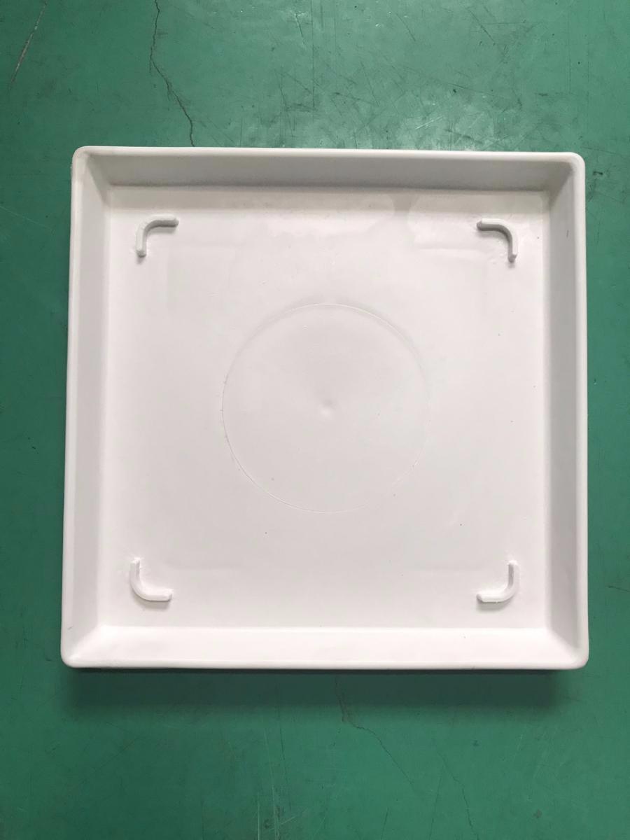 976 B - Đĩa Nhựa vuông 25, 30cm