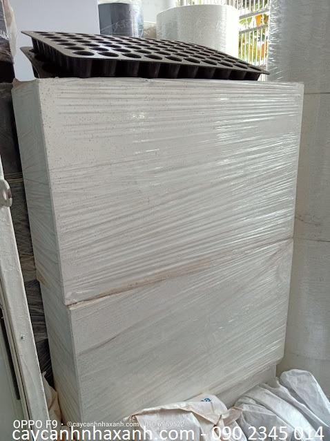 695 A - Chậu Đá mài hộp 80 x 30 x 50