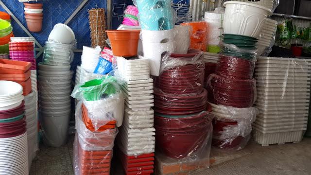 Các loại Chậu nhựa